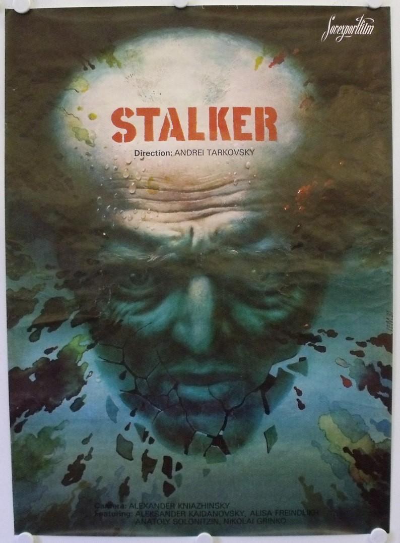 Stalker 1979 poster
