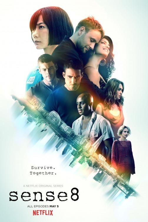 Sense8 Plakat