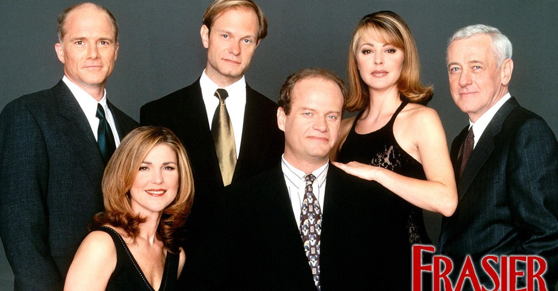 """Telewizyjna rodzina – recenzja serialu """"Frasier"""""""