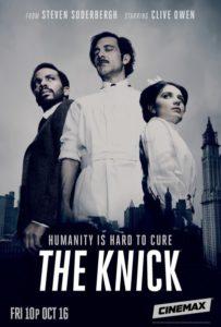 The Knick plakat sezon 2