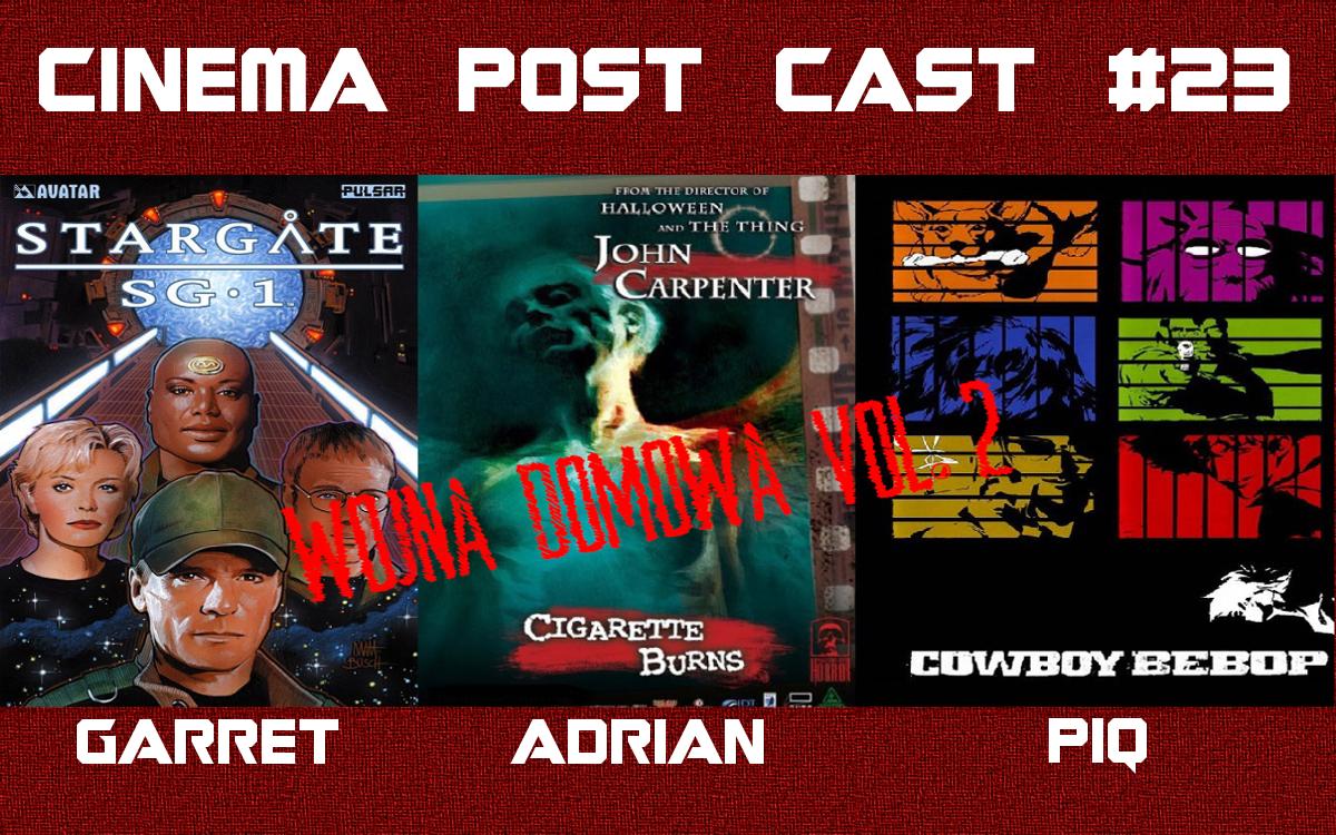 Cinema Post Cast #23: Wojna domowa vol. 2 – odcinki seriali