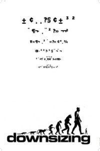 Downsizing - Plakat - Alexander Payne