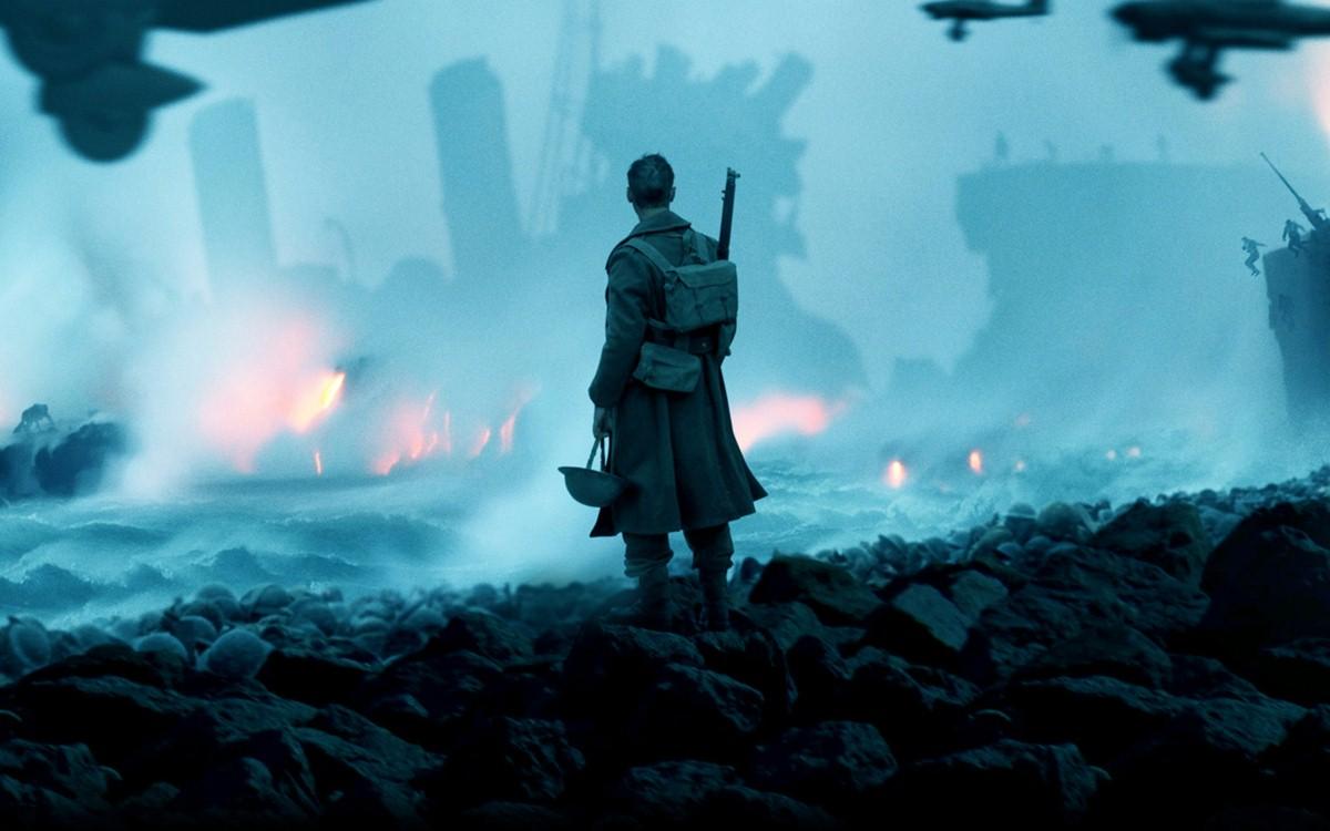 """Czas wojny – recenzja filmu """"Dunkierka"""""""