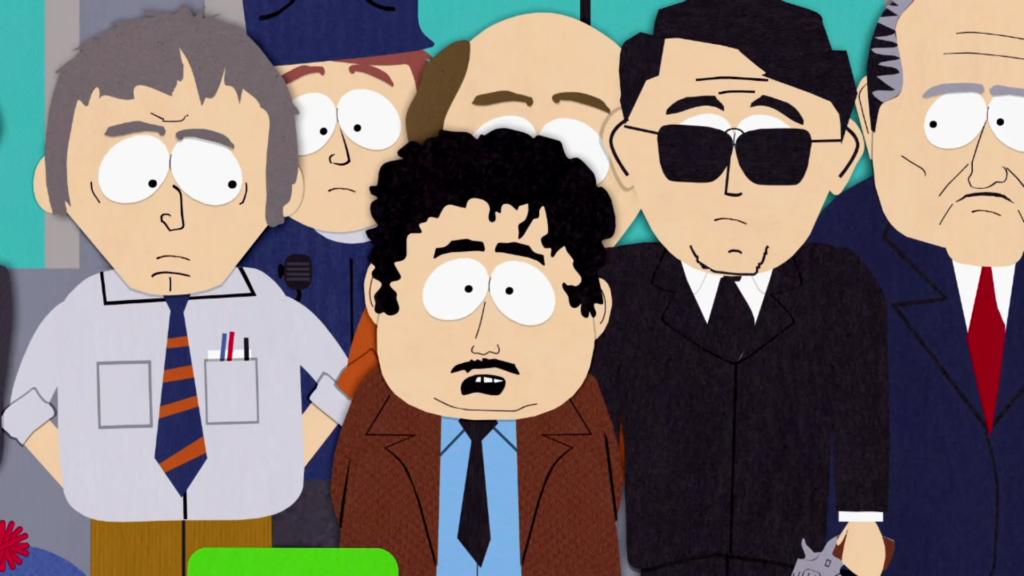 South Park Nabla