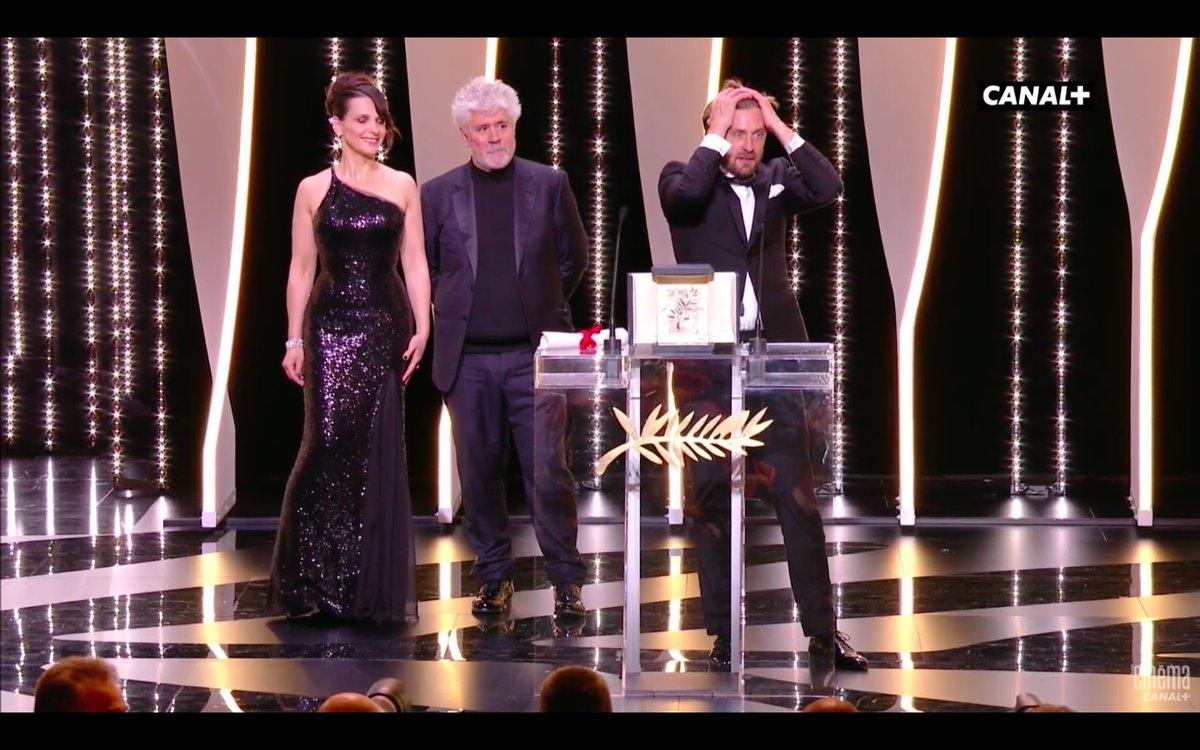 Cannes Zwycięzcy