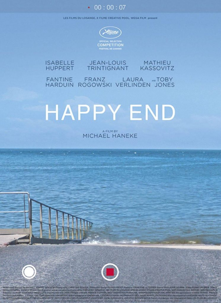 Happy end - plakat
