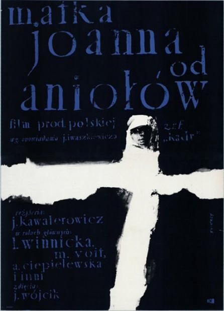 Matka Joanna od Aniołów plakat