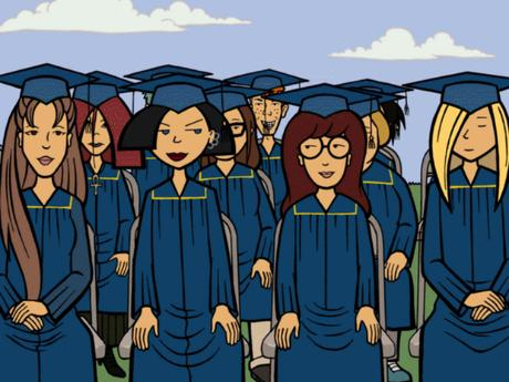 Is It College Yet daria