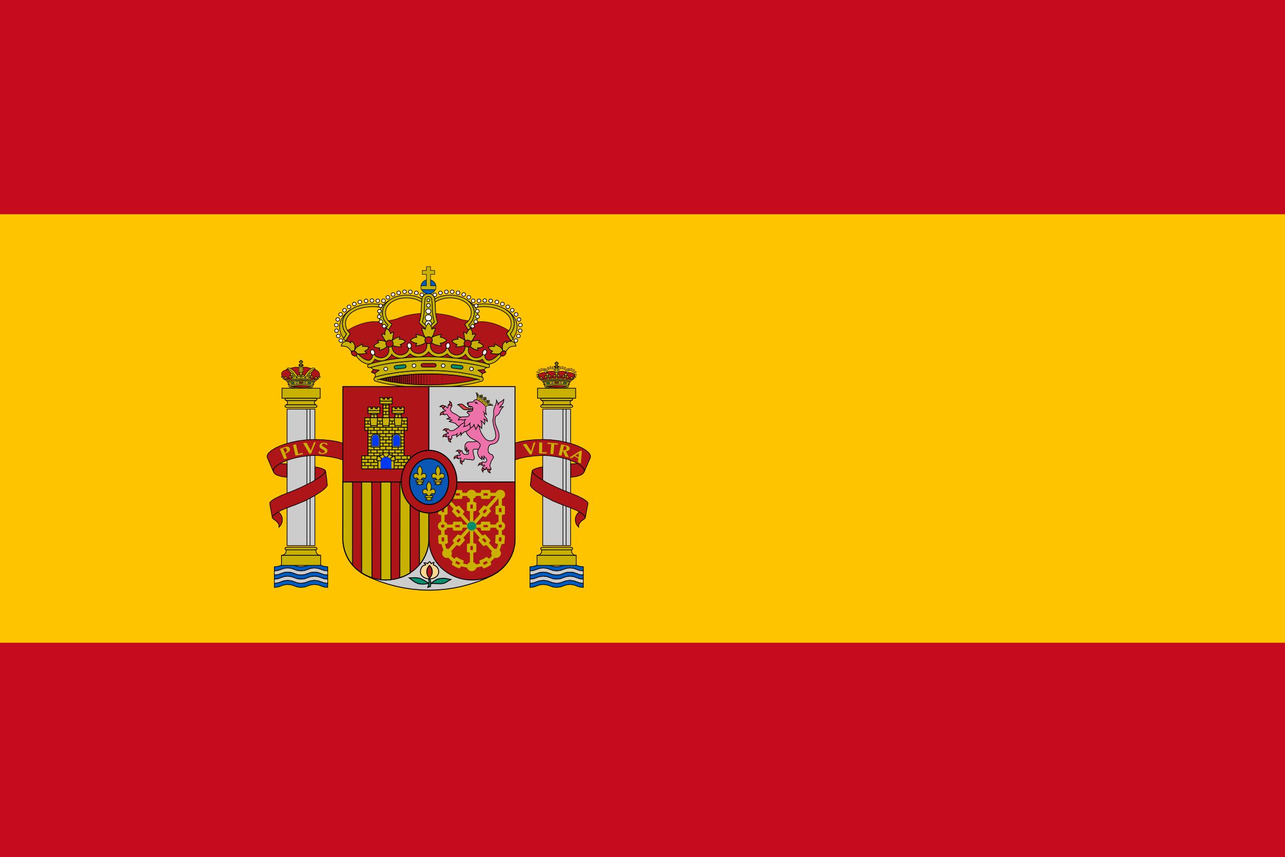 flaga hiszpani