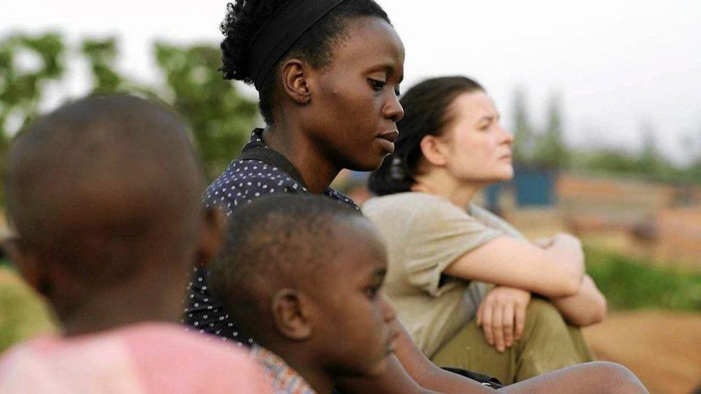Ptaki śpiewają w Kigali - zdjęcia, recenzja filmu, Krauze