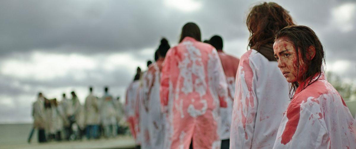 Mięso - Raw - zdjęcie - recenzja filmu - gore - body horror - przegląd premier