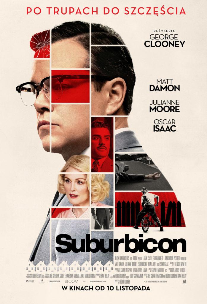 Suburbicon - plakat polski