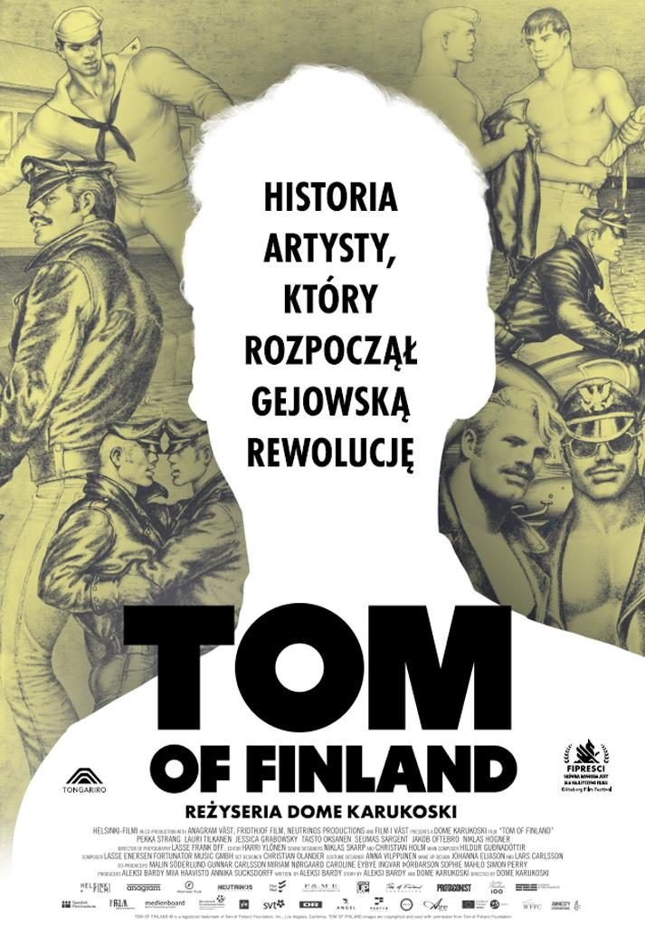 Tom of Finland - plakat