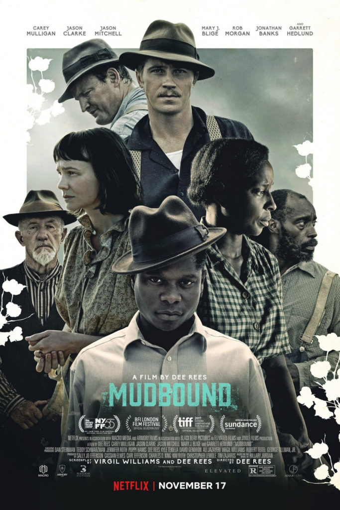 Mudbound - plakat