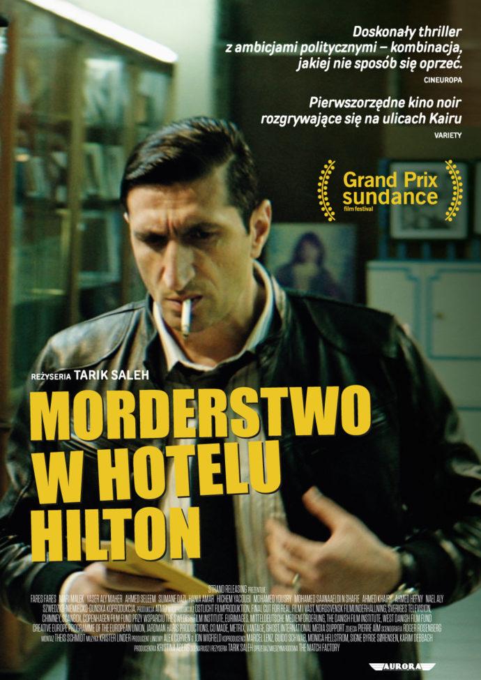 Morderstwo w Hotelu Hilton Plakat