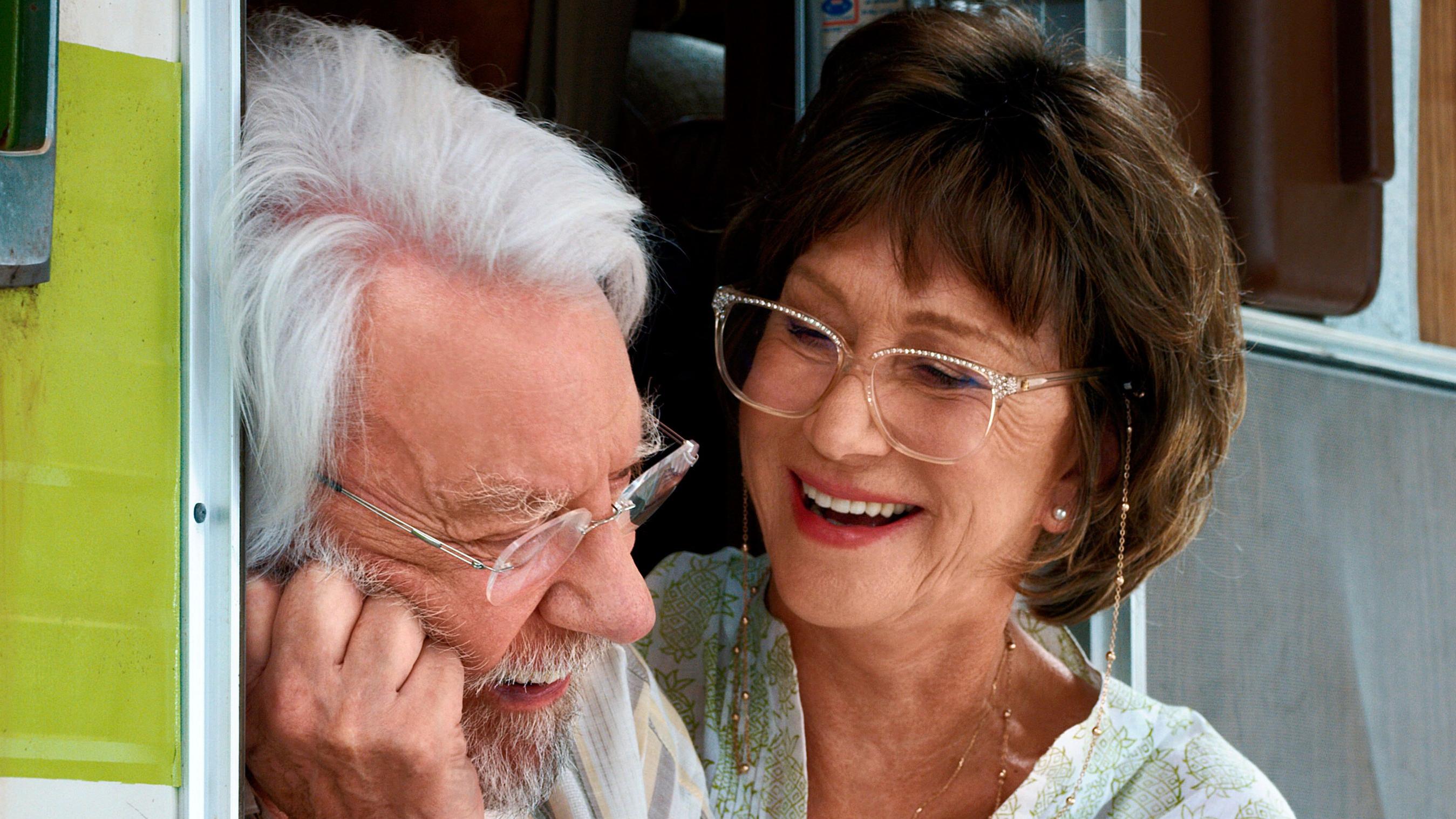 "Bonnie i Clyde 50 lat później – recenzja filmu ""Ella i John"""