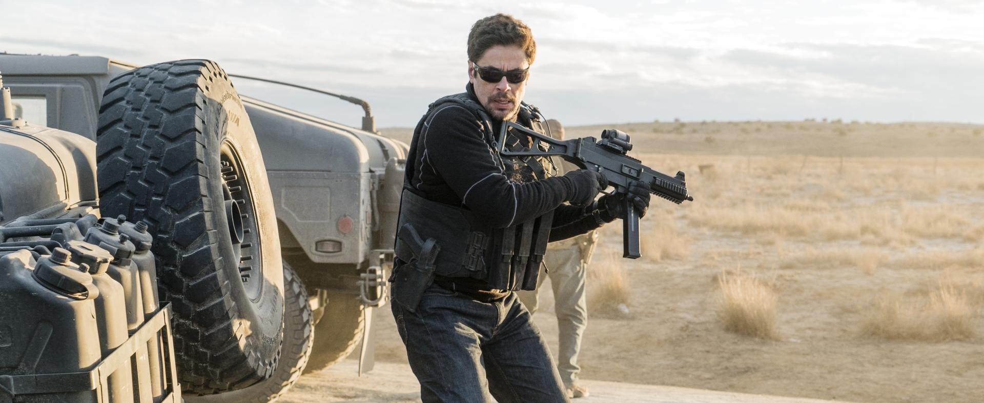 "Na granicy prawa – recenzja filmu ""Sicario 2: Soldado"""