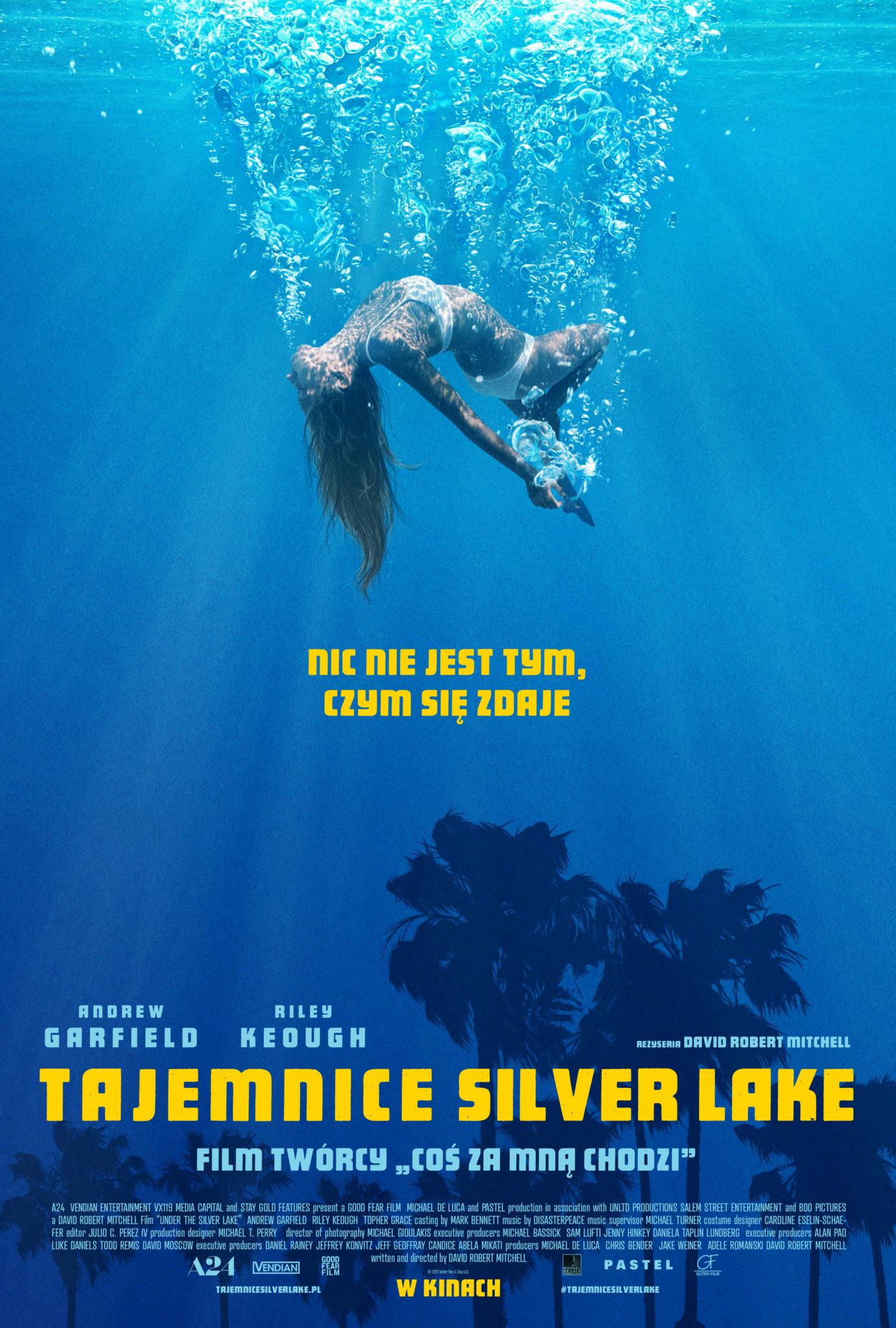 Silver Lake Plakat