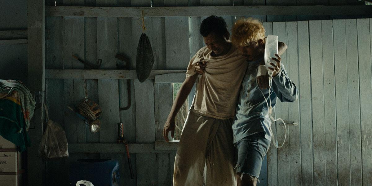 "Manta rhei – recenzja filmu ""Diabeł morski"" – WFF"