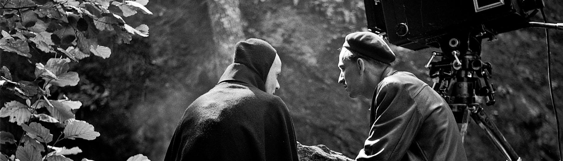 """Człowiek z krwi i kości – recenzja filmu """"Bergman – rok z życia"""""""