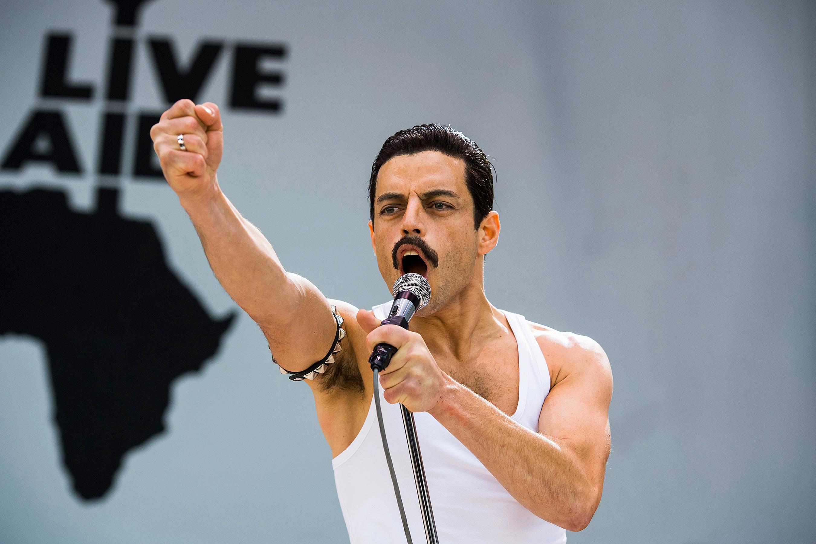 """Nieśmiertelny – recenzja filmu """"Bohemian Rhapsody"""""""