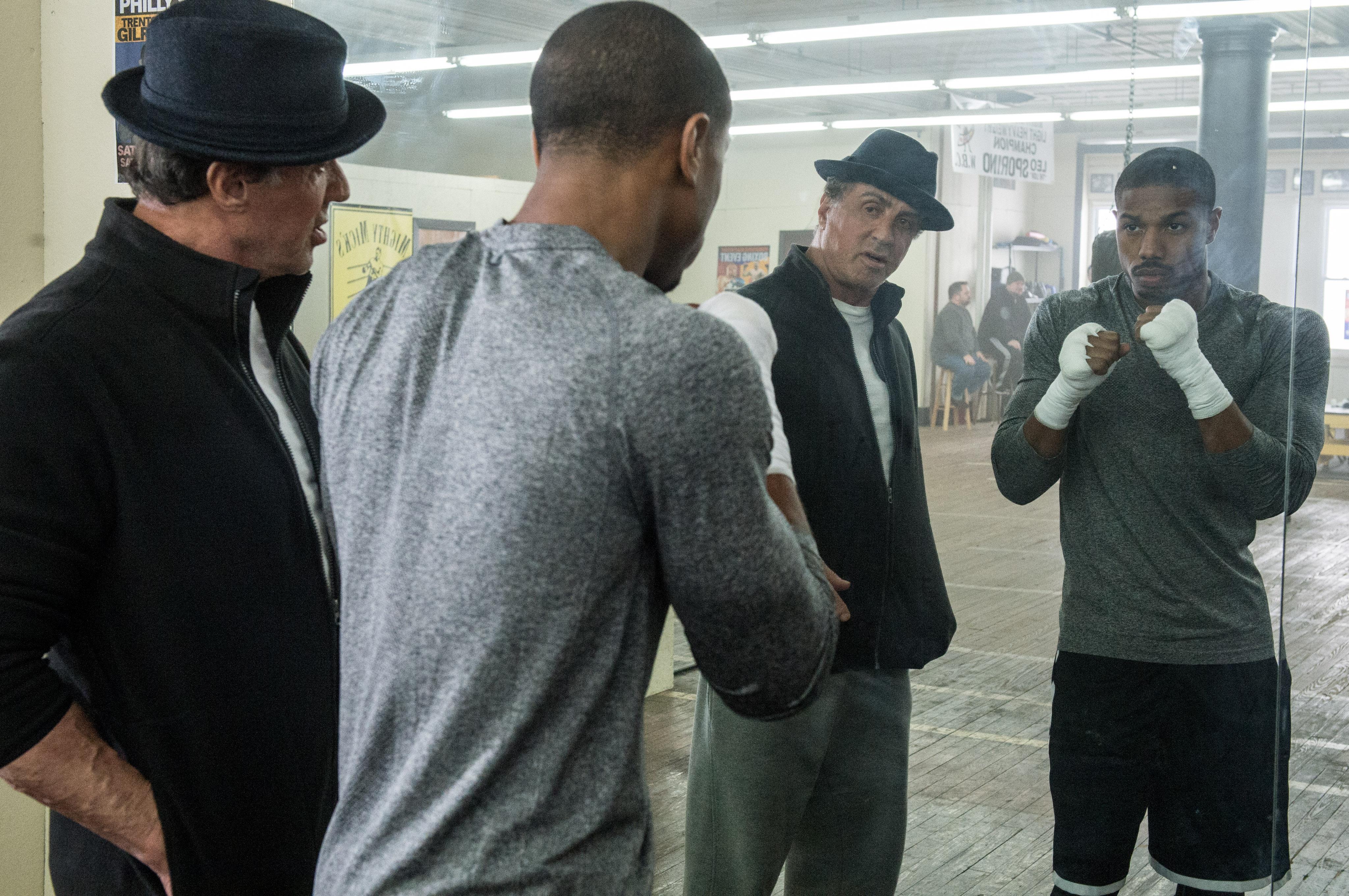 """Jak ojciec i syn – recenzja filmu """"Creed II"""""""