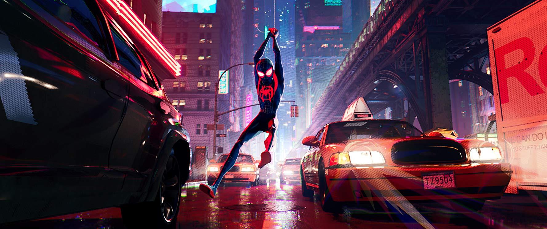 """Wszyscy jesteśmy Pająkami – recenzja filmu """"Spider-Man Uniwersum"""""""