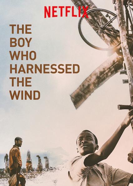 O chłopcu, który ujarzmił wiatr poster