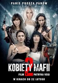 plakat kobiety 2 mafii