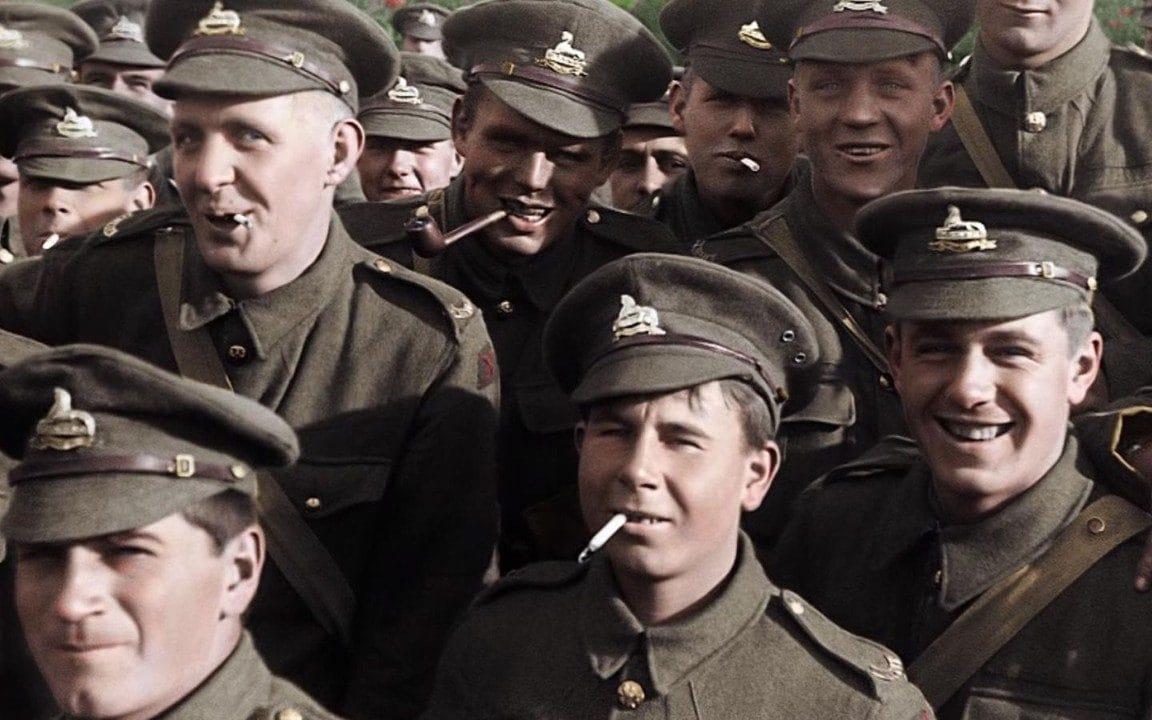 """Mała wielka wojna – recenzja filmu """"I młodzi pozostaną"""""""