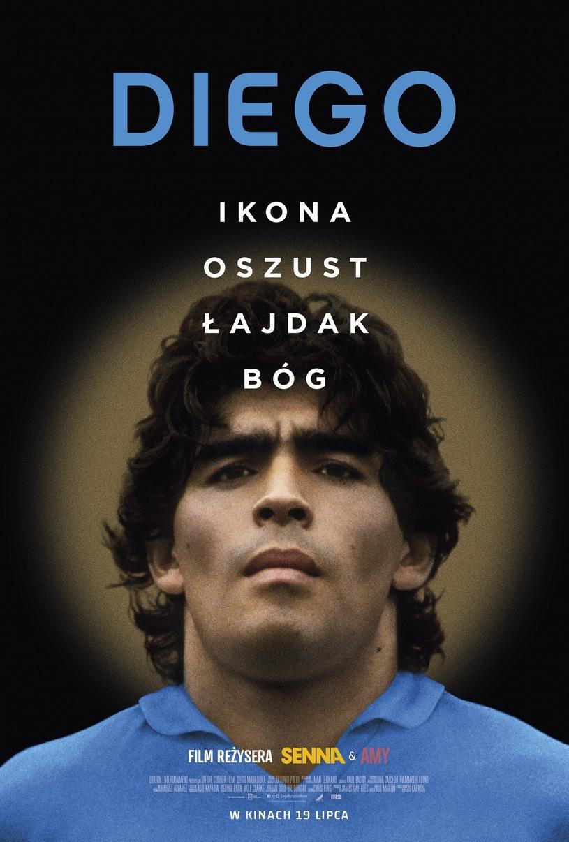 Diego plakat
