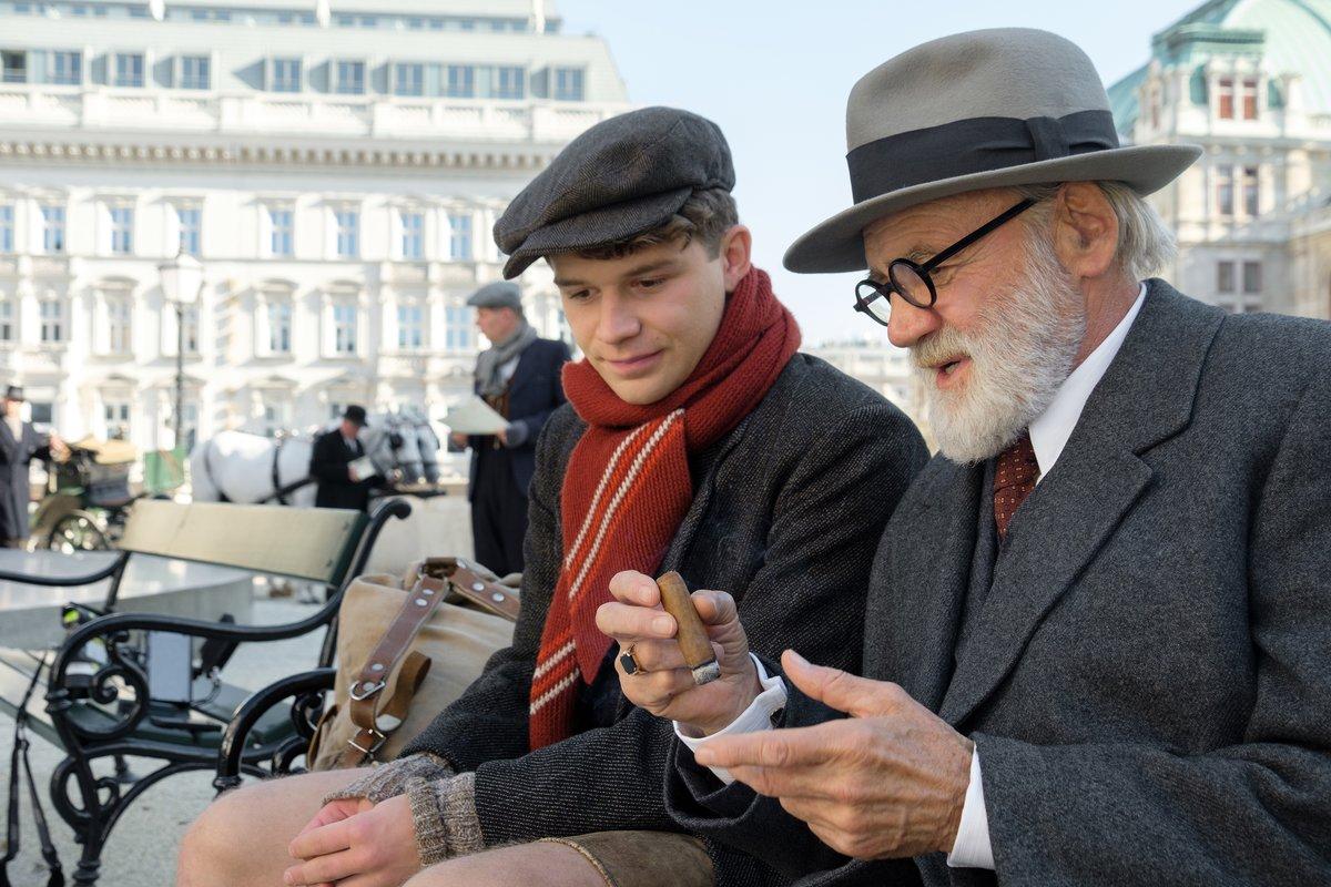 """Wiedeń 30-tych lat – recenzja filmu """"Trafikant"""""""