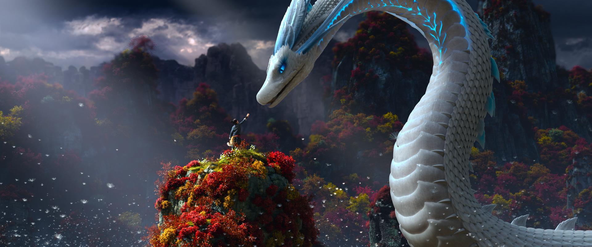 """Każda potwora znajdzie swego amatora – recenzja filmu """"Biały wąż"""" – WFF"""