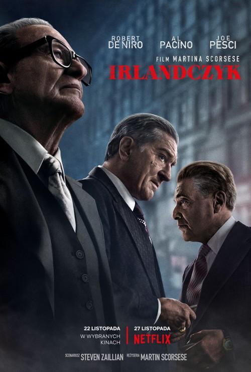 Irlandczyk plakat