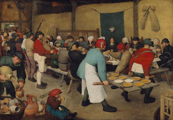 Chłopskie wesele (Pieter Bruegel)