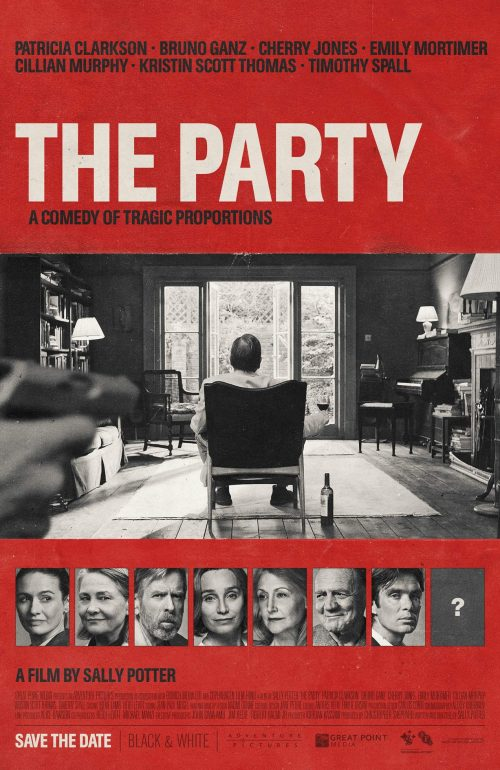 The Party - Poster