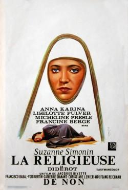 1966 nun poster