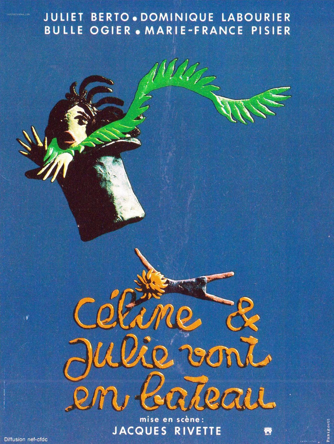 celine poster 1974
