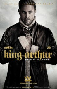 Plakat Króla Artura