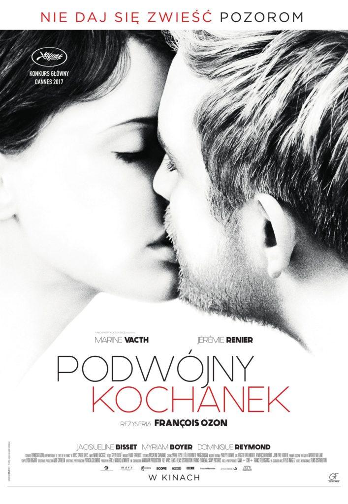 Podwójny Kochanek - polski plakat