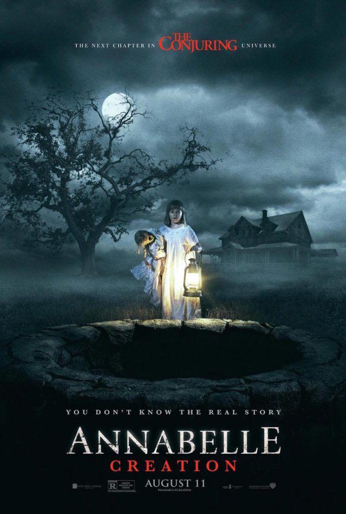 Annabelle: Narodziny zła - plakat