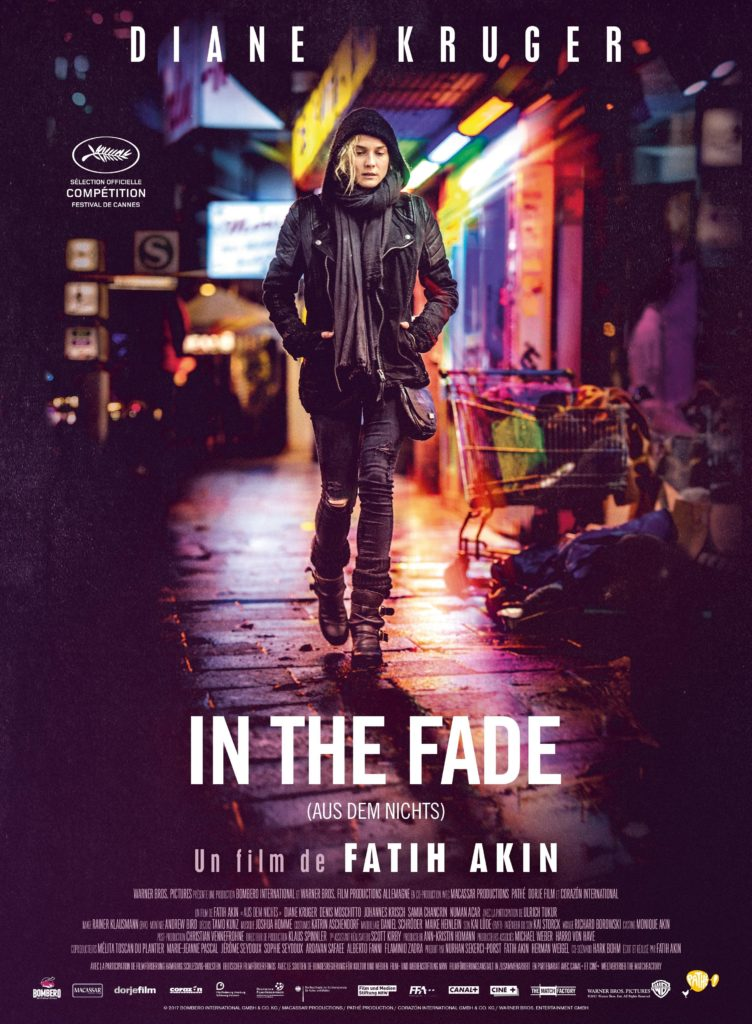 In the fade - plakat