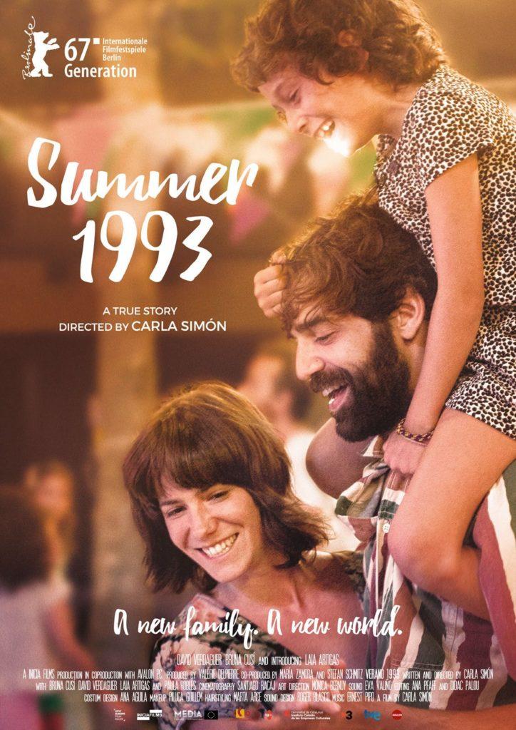 Summer 1993 - poster