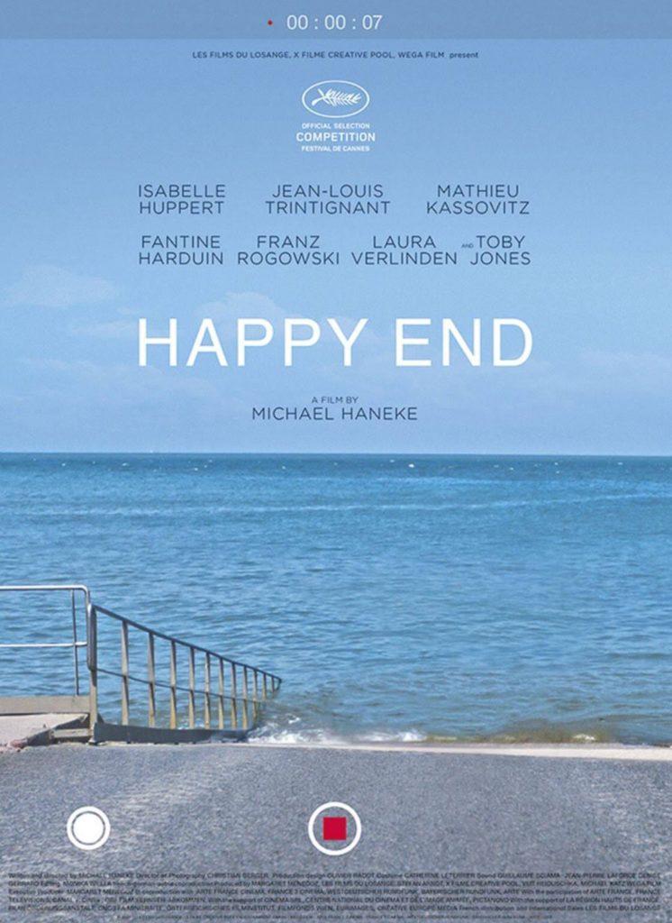 Happy end - plakat