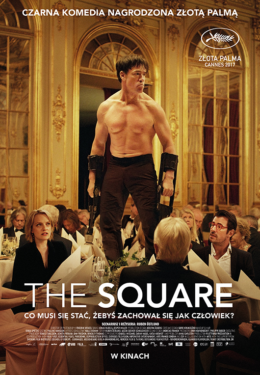 The Square Plakat