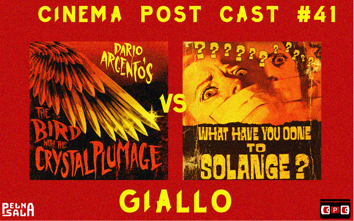 Cinema Post Cast #41: Giallo