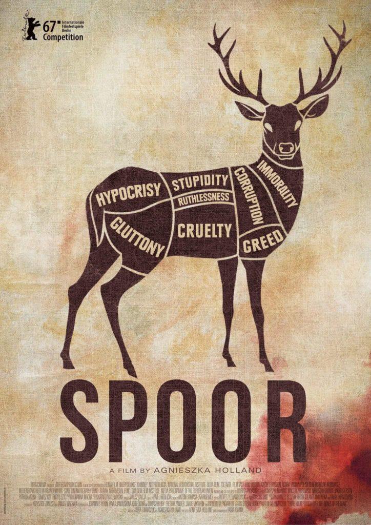 Pokot - plakat festiwalowy