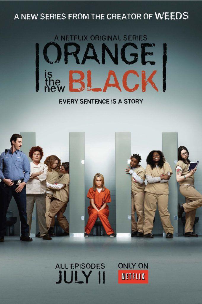 Orange is the New Black poster