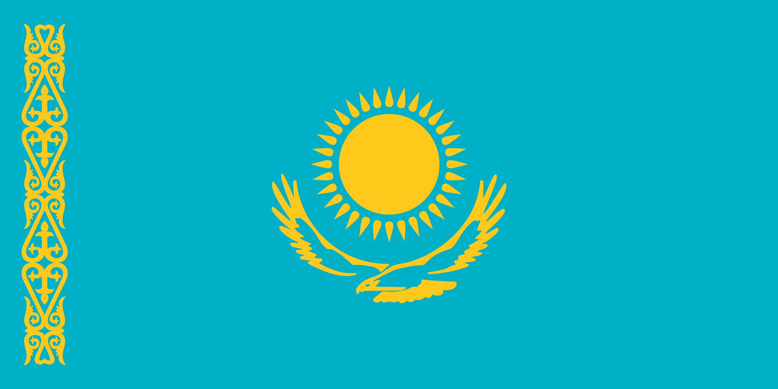 Lazachstan - flaga