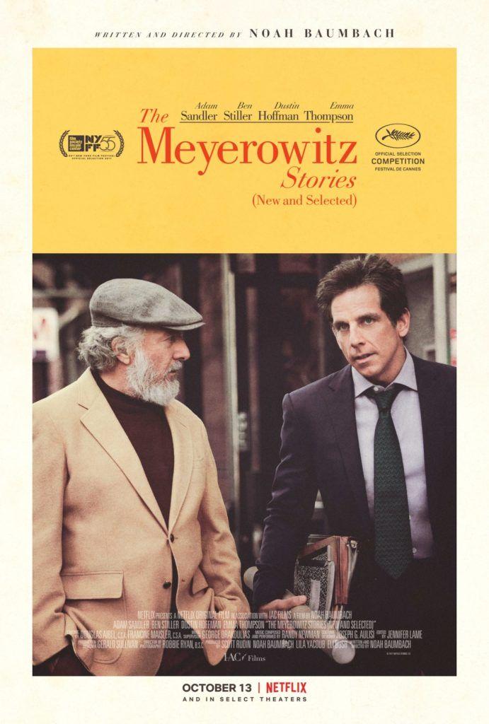 Opowieści o rodzinie Meyerowitz